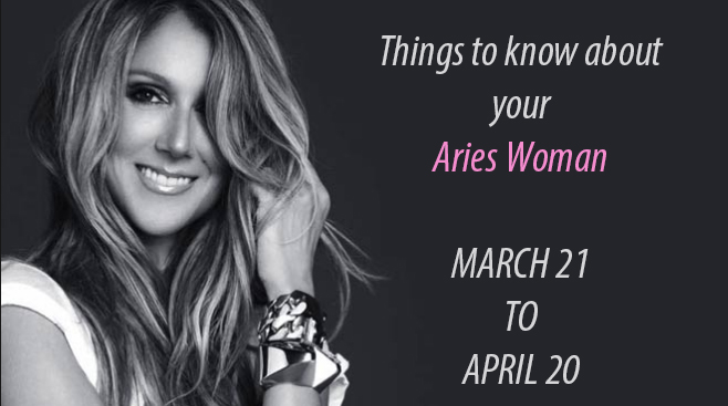 Aries woman profile